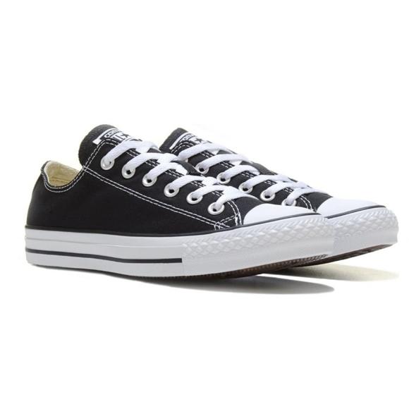 Men's Black Converse Size 12